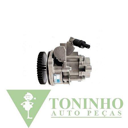 BOMBA DIRECAO HIDRAULICA CHEVROLET S10/BLAZER MOTOR MWM 2.8 TDI (98500125)