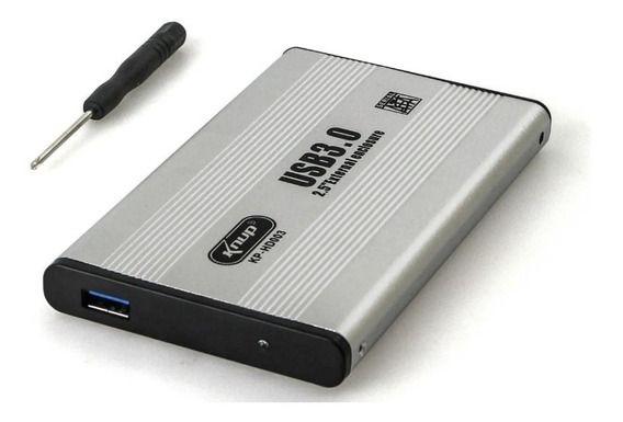 Case para HD SATA 2.5 USB 3.0 Mod KP-HD003