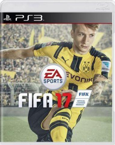 FIFA 17 - Playstation 3 - PS3