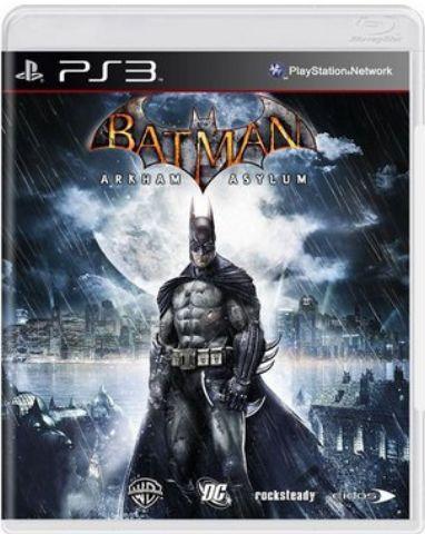Batman: Arkhan Asylum