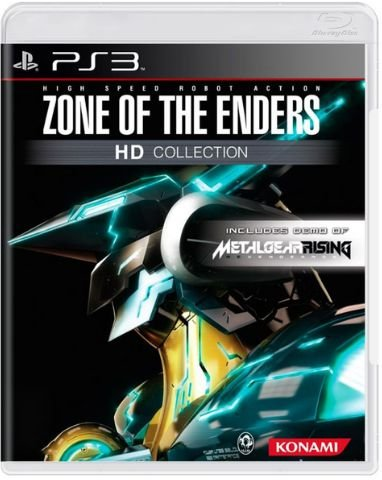 Zone Of The Enders: Hd Collection
