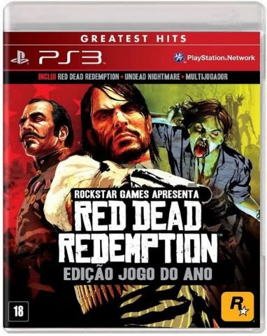 Red Dead Redemption: Game Of The Year Edition -Greatest Hits