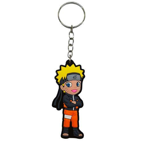 Chaveiro Naruto Shippuden - Emborrachado