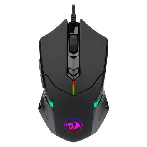 Mouse Gamer Redragon Centrophorus 2 RGB Preto