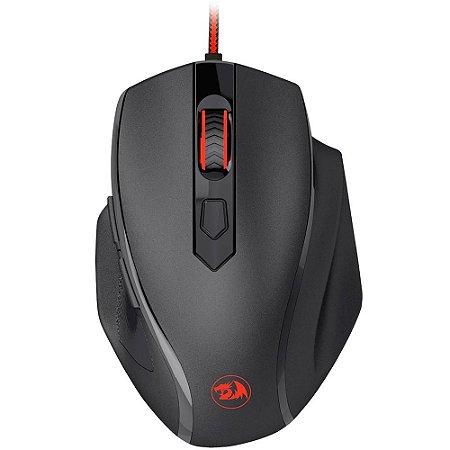 Mouse Tiger 2 Preto