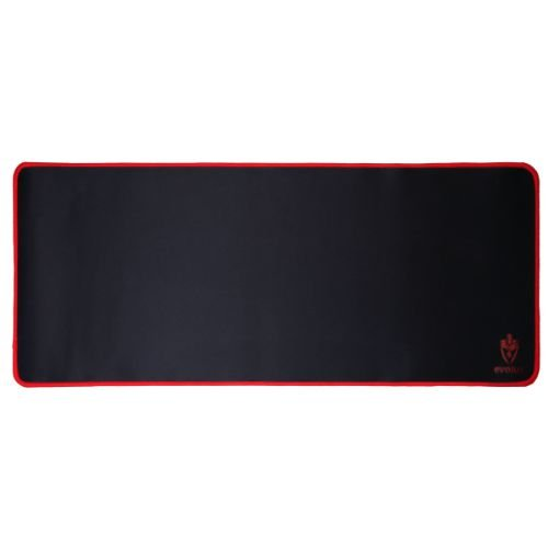 Mouse Pad Gamer Eg402bk Grande (Retangular 700*300*3mm) Preto -Evolut