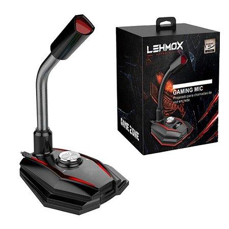 Microfone Gamer Lehmox GT-GK2