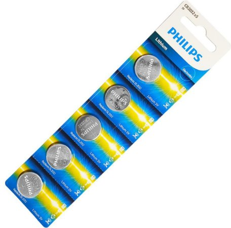 Bateria Cr2032 Philips 1 Unidade