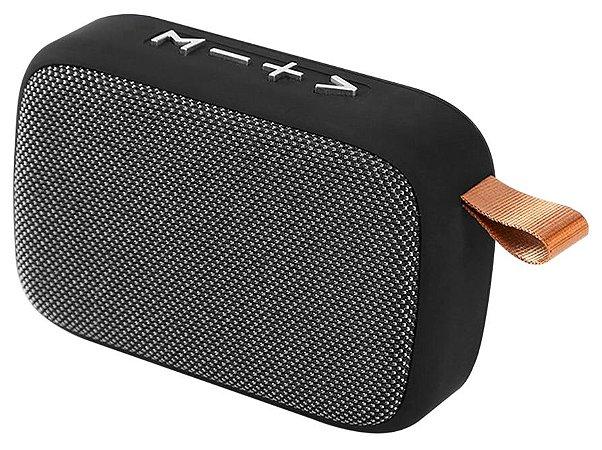Caixa de Som EO650 Bluetooth Cinza - Evolut