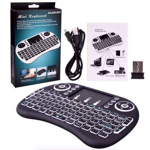 Mini Teclado Keyboard Backlit