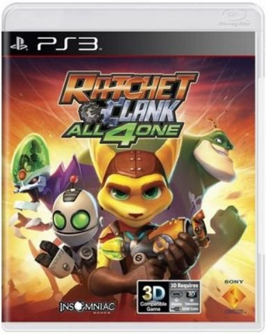 Ratchet e Clank All 4 One