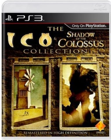 The Ico & Shadow Of The Colossus Collection: Remastered In High Definition