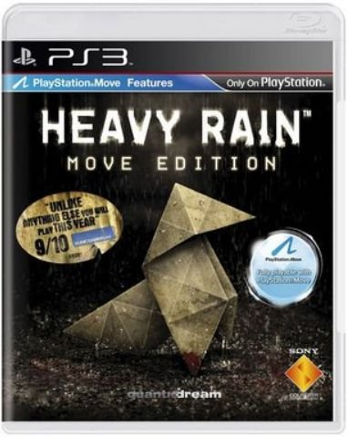 Heavy Rain : Move Edition - Playstation 3 - PS3