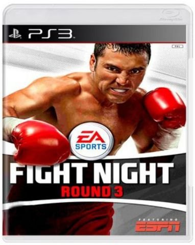 Fight Night Round 3 - Playstation 3 - PS3