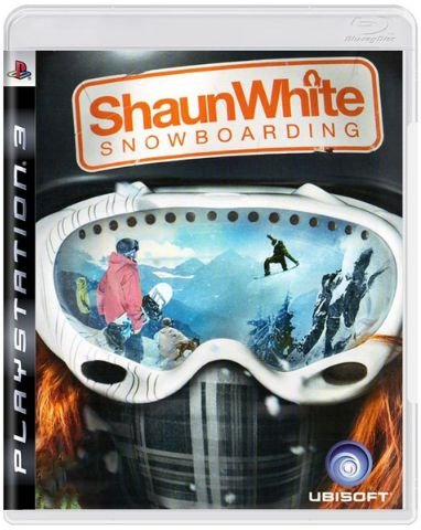 Shaun White : Snowboarding