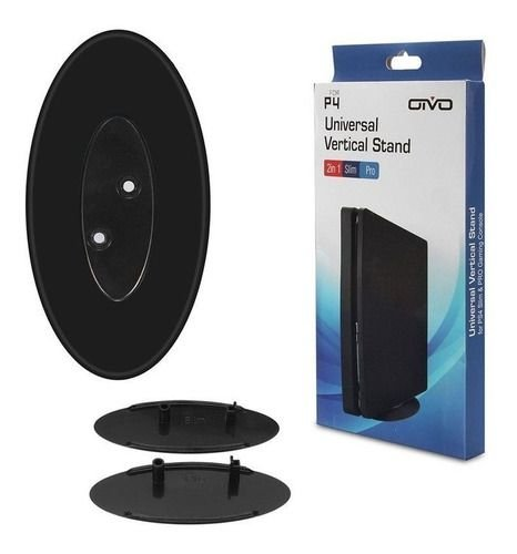 Universal vertical Stand Para PS4 -Oivo