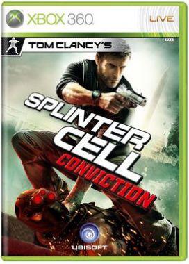 Tom Clancy's: Splinter Cell Conviction