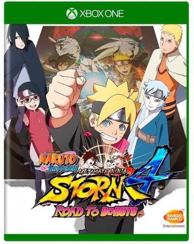 Naruto Ultimate Ninja Storm 4: Road To Boruto