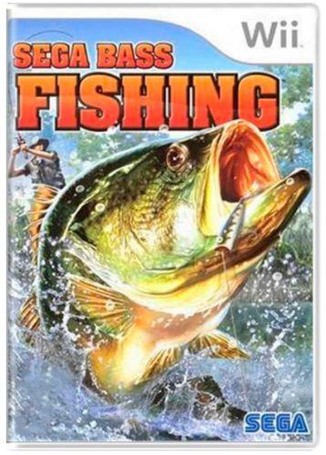 Bass Fishing - Wii