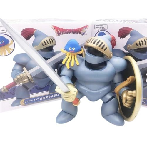 Action Figure Armadura Errante Dragon Quest Original