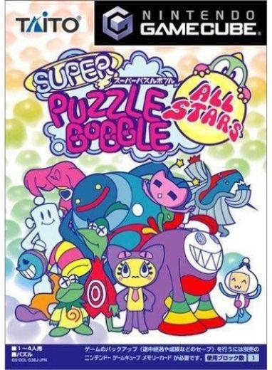 Super Puzzle Bobble All-Stars