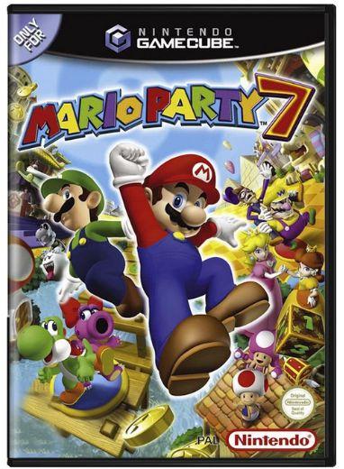 Mario Party 7 (Com Microfone)