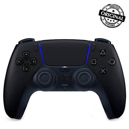 Controle Sem Fio PS5 DualSense -Preto