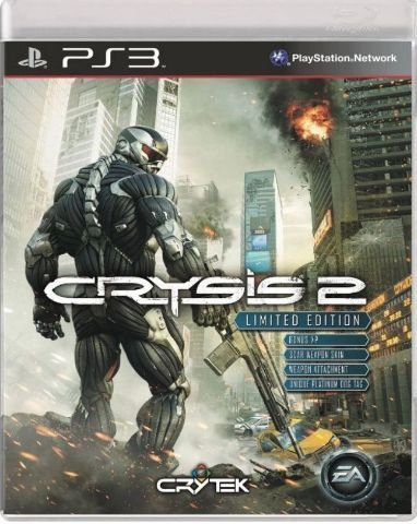 Crysis 2 : Limited Edition
