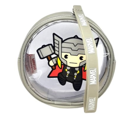 Bolsa Para Moedas Com Alça Marvel Thor