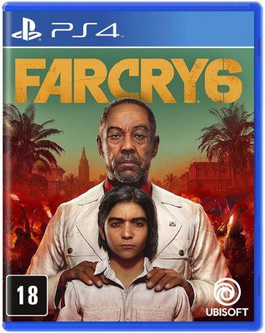 Far Cry 6 - Pré-Venda
