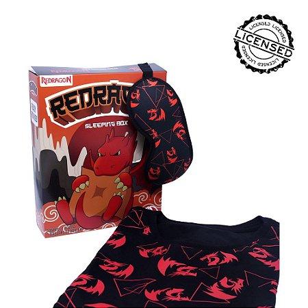 Sleeping Box Pijama Redragon Tamanho G