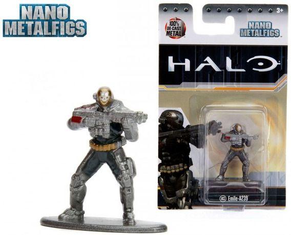 Nano Metalfigs Emile-A239 -Halo
