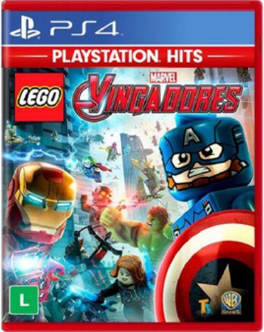Lego Marvel Vingadores: Playstation Hits