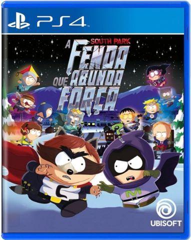 South Park Retaguarda En Peligro