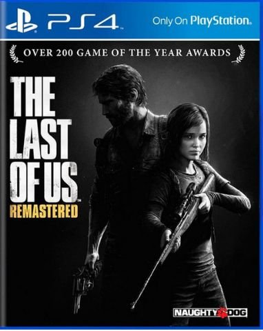 The Last Of Us Remasterizado (Cartolinado)