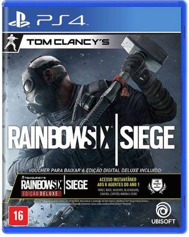 Tom Clancy´s: Rainbow Six Siege - Edição Deluxe