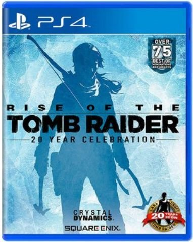 Rise Of The Tomb Raider : 20 Year Celebration