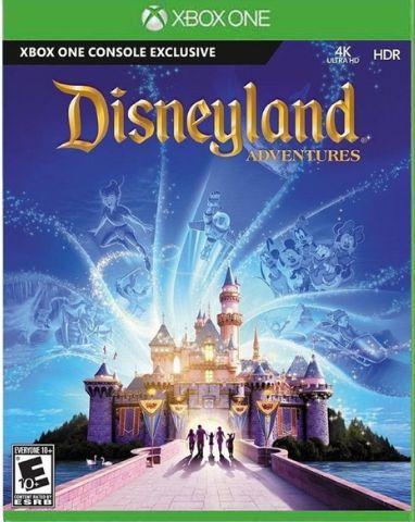 Disneyland : Adventures