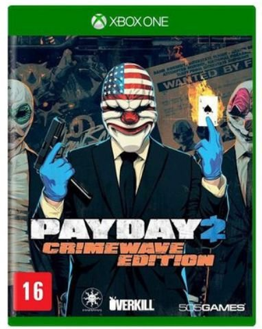 Payday 2: Crime Wave edition