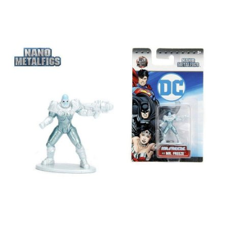 Nano Metalfigs Mr. Freeze -DC
