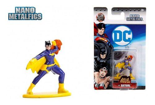 Nano Metalfigs Batgirl - DC