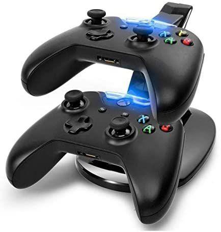Base Carregadora Para Controle Xbox One Dual Charging Stand