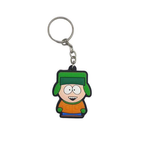 Chaveiro Kyle South Park - Emborrachado