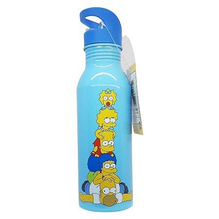 Garrafa Família Simpsons 600ml