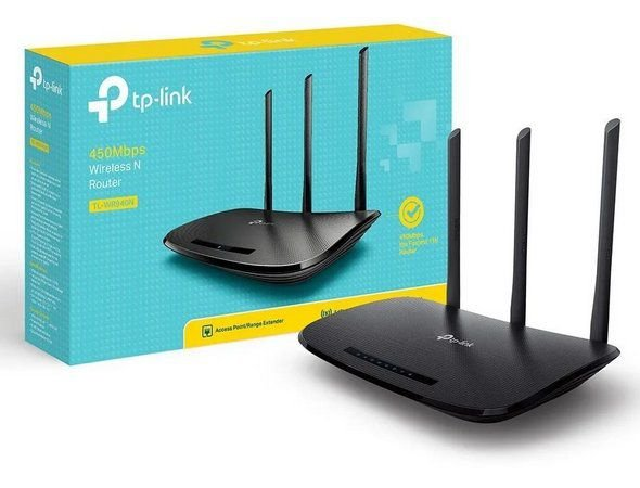 Roteador Wireless Tp-link Tl-WR949N 450Mbps