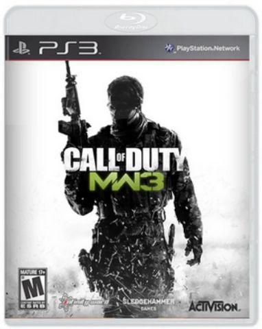 Call of Duty: Modern Warfare 3 (MW3)