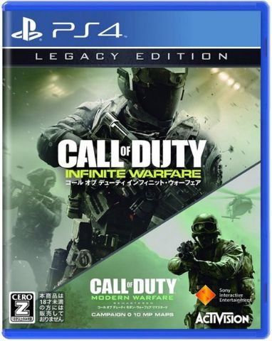 Call of Duty: Infinite Warfare -Edição Legacy