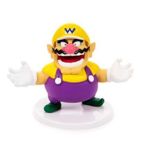 Nintendo Super Mario Bros wario  Standard Figure