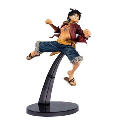 Action Figure One Piece Luffy Bwfc Banpresto World Figure Colosseum 2017