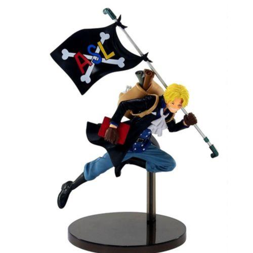 Action Figure – One Piece – Mania Produce – Sabo